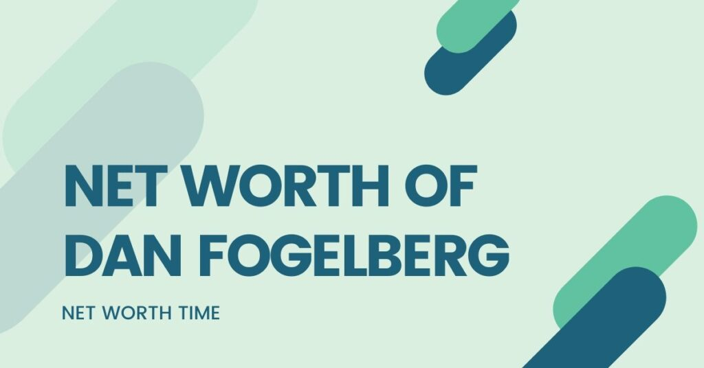 dan fogelberg net worth
