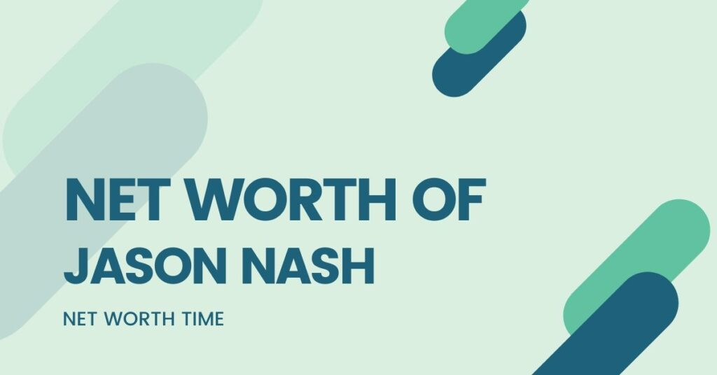 Jason Nash Net Worth