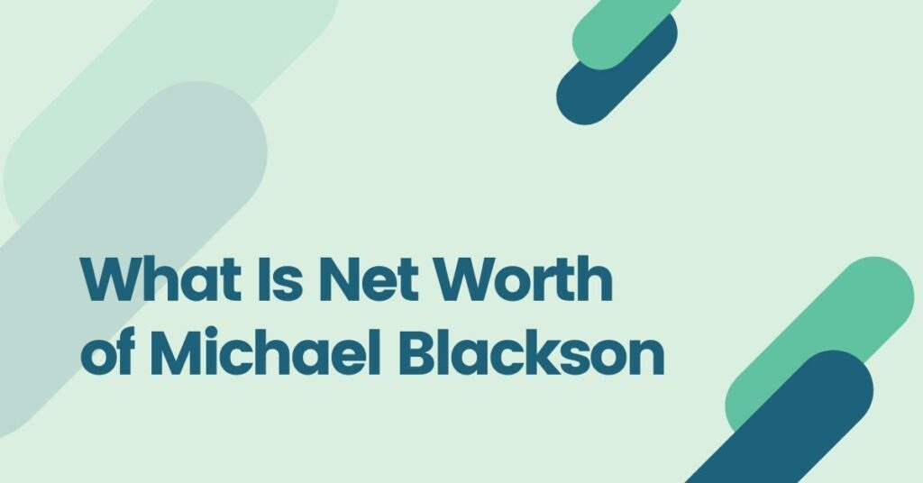 Michael Blackson Net worth