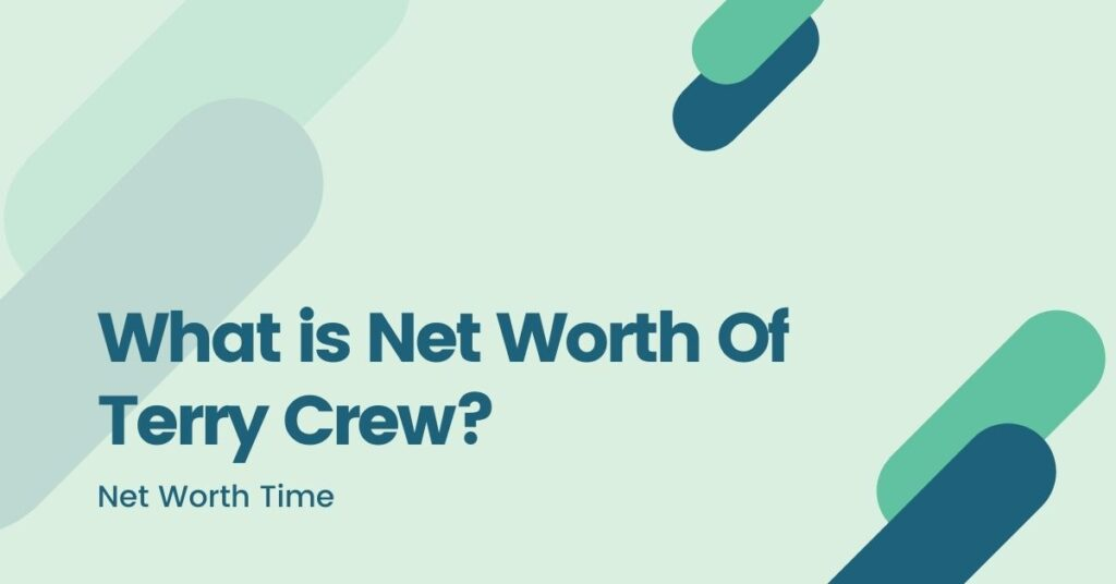 Net worth of Terry Crew